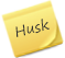 <span class='fa fa-sticky-note'></span> Huskesedler